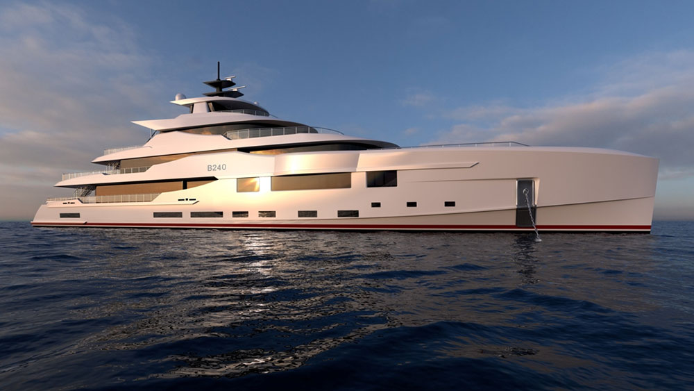 Benetti Now is the future