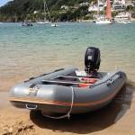 Nestaway F-RIB 360: new powerboats at London Boat Show 2015