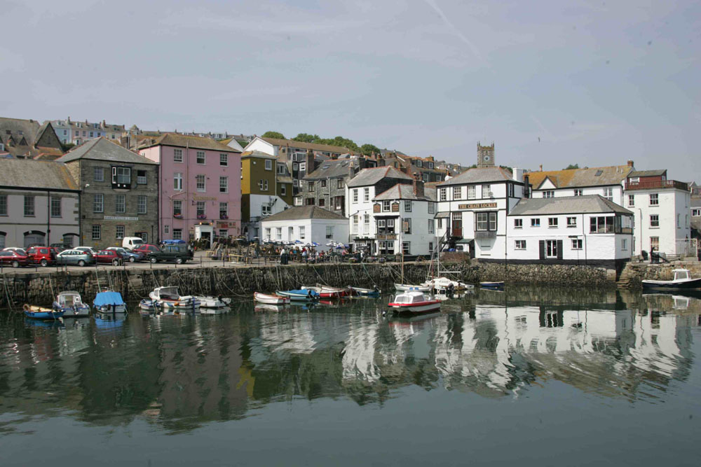 Falmouth – 10 of the best UK boating destinations