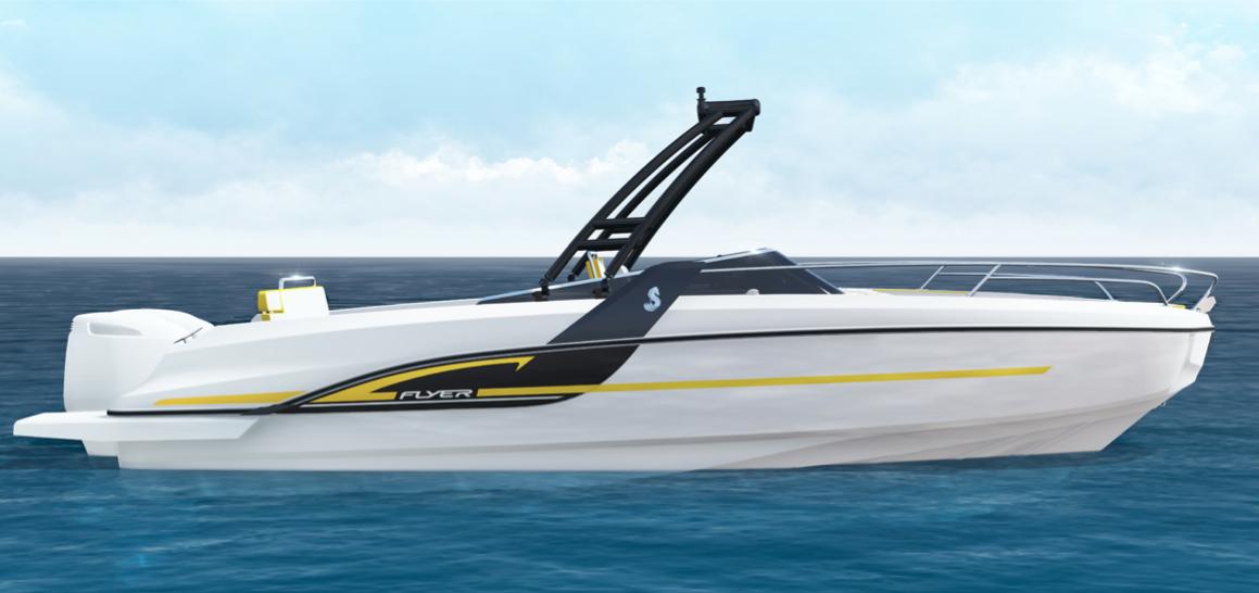 Beneteau Flyer 7: new flagship