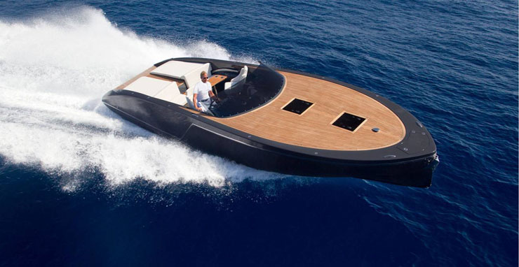 Frauscher 1017 GT: Express cruisers