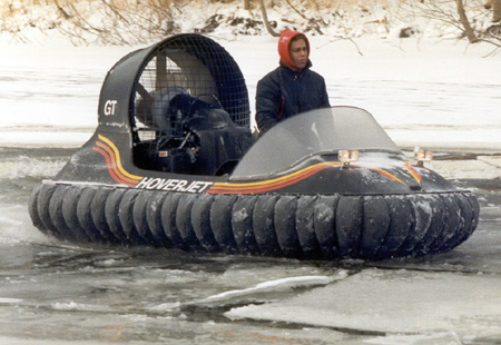 5 of the best hovercraft