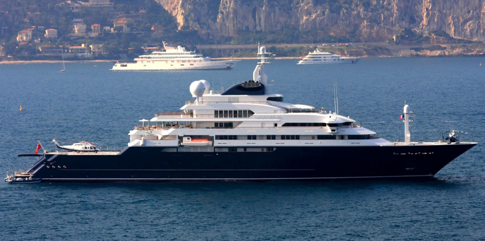 The World S 10 Most Expensive Superyachts Boats Com