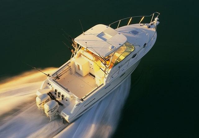 Bateau de pêche rapide offshore