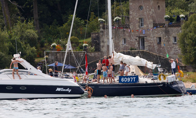 UK boaters on the rise