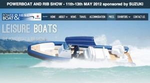 Final countdown to Portsmouth Powerboat and RIB Show