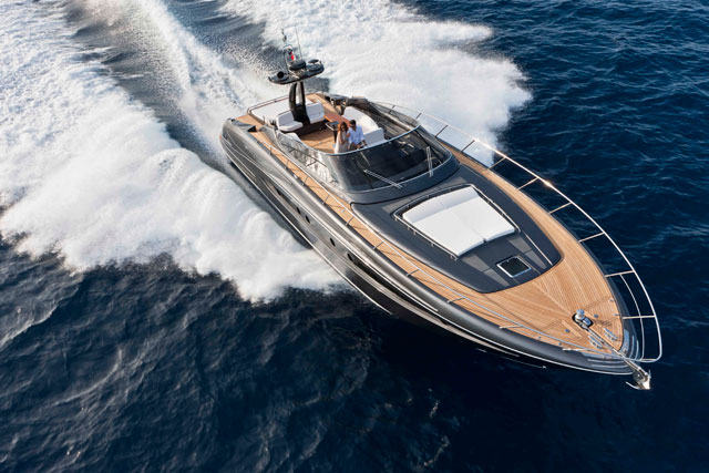 New open top Riva