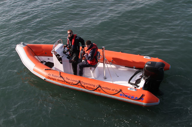 New Ribcraft package for sailing clubs and training centres