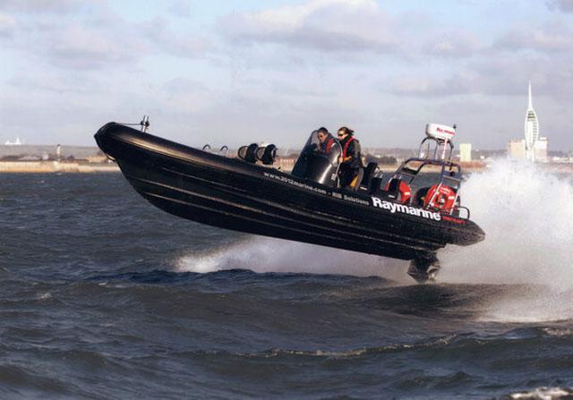 Ribcraft - Grands constructeurs de bateaux britanniques