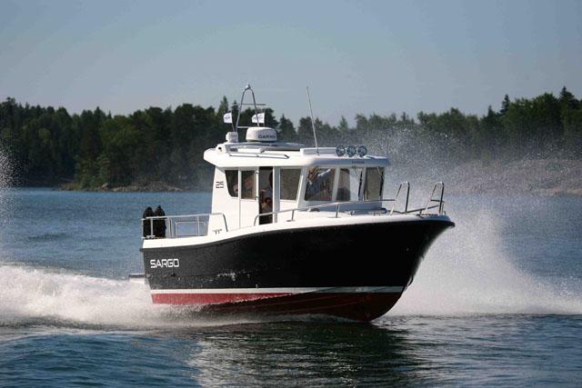 Sargo 25 Explorer: 5 great winter boats