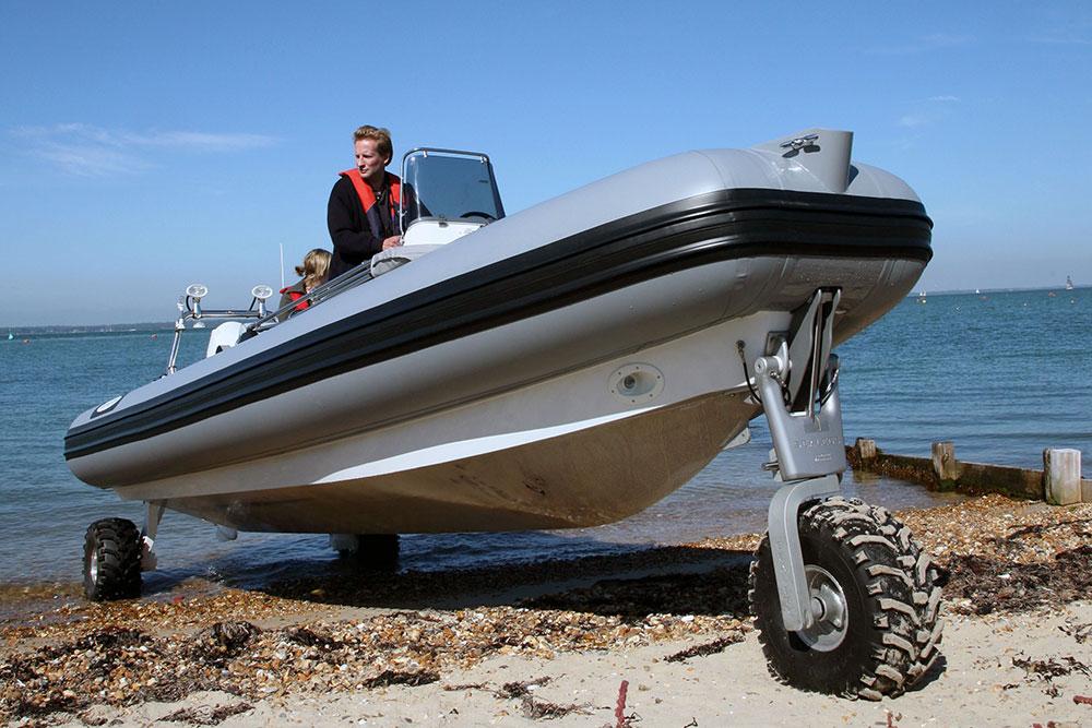 Sealegs 7.1: best amphibious vehicles
