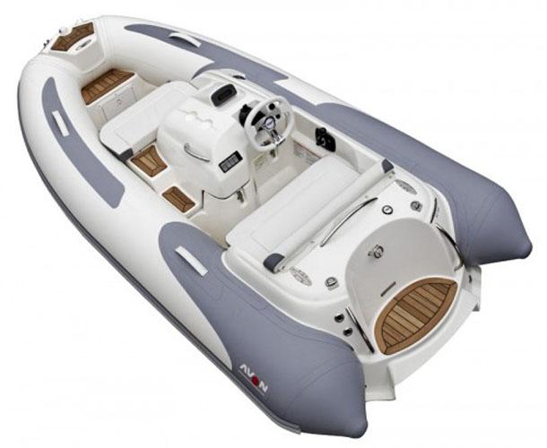 Avon Seasport 330 Jet - powerboats for under £20k