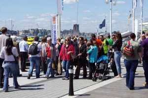 Powerboat and RIB Show 2012