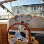 Chris Craft 25 steering wheel