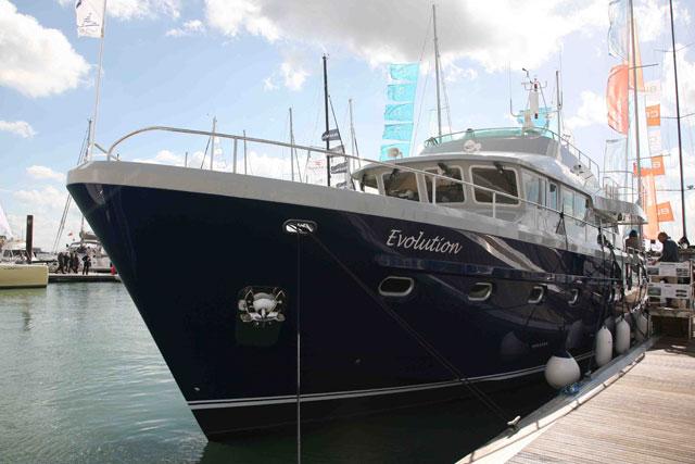 Hardy 62 - new flagship yacht