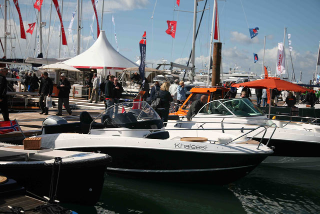 Ocean Master 630 WA: entertainment from the driving seat