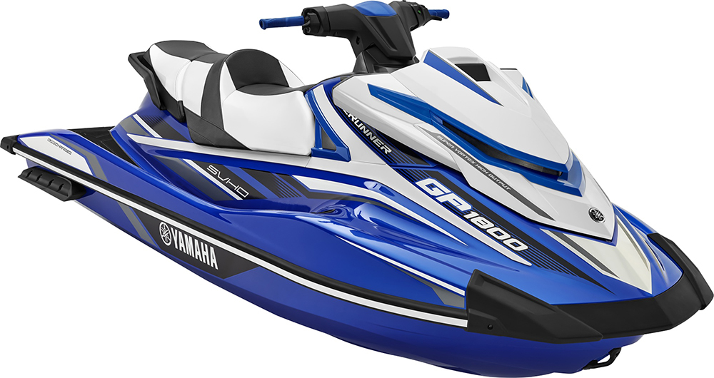 10 top personal watercraft: Yamaha GP1800