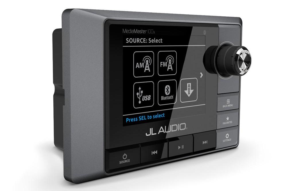 JL Audio MM 100s