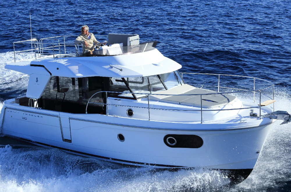 Beneteau ST30: 30ft family powerboats
