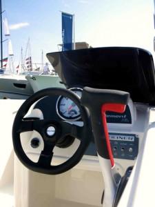Bayliner Element at Cannes Boat Show