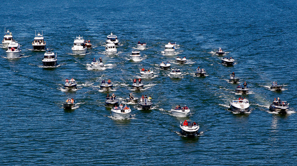 The sheer variety of powerboat types can be bewildering.
