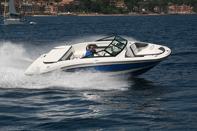 powerboat buying: a traditional bow rider