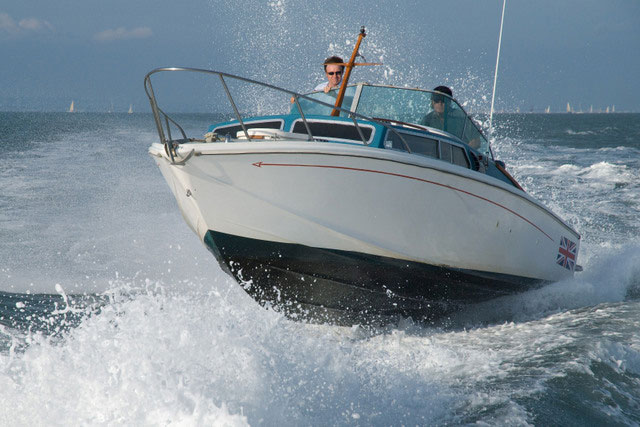 Best small classic powerboats