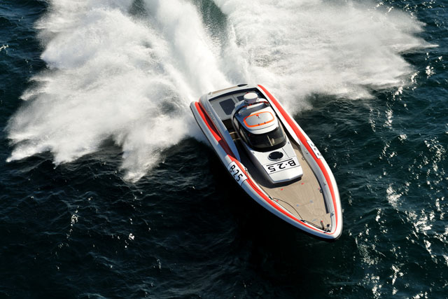 5 great powerboat races