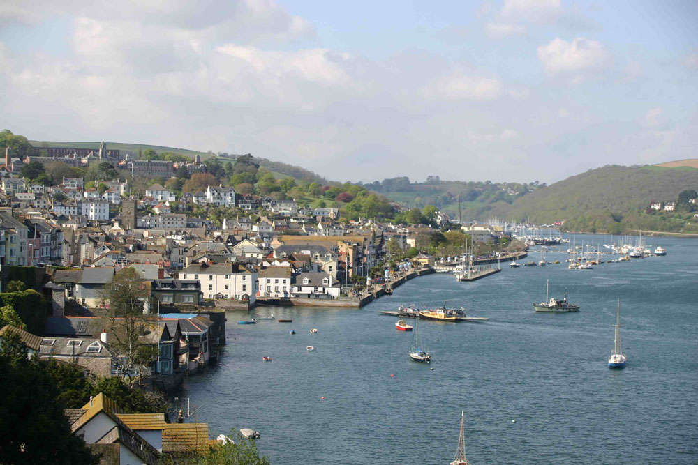 Dartmouth – 10 of the best UK boating destinations