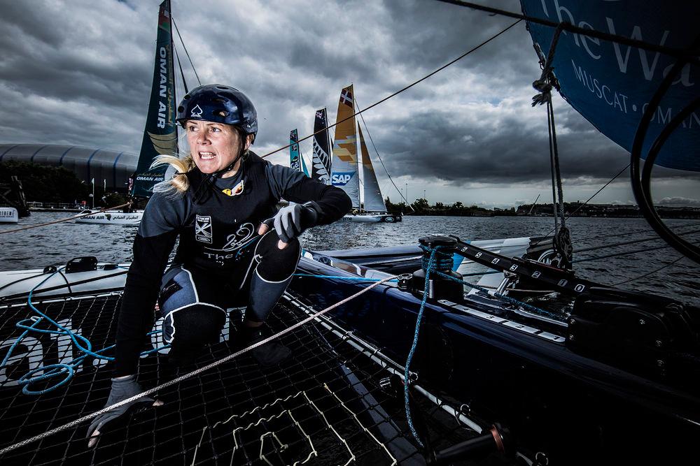 Sarah Ayton wins world title
