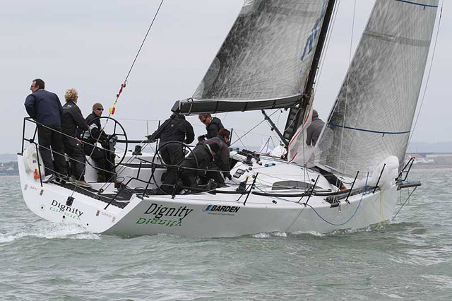 Vice Admiral's Cup concludes in Cowes