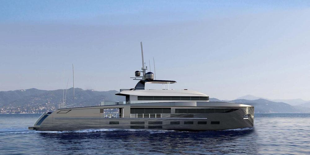 Nemo 44 sport utility yacht
