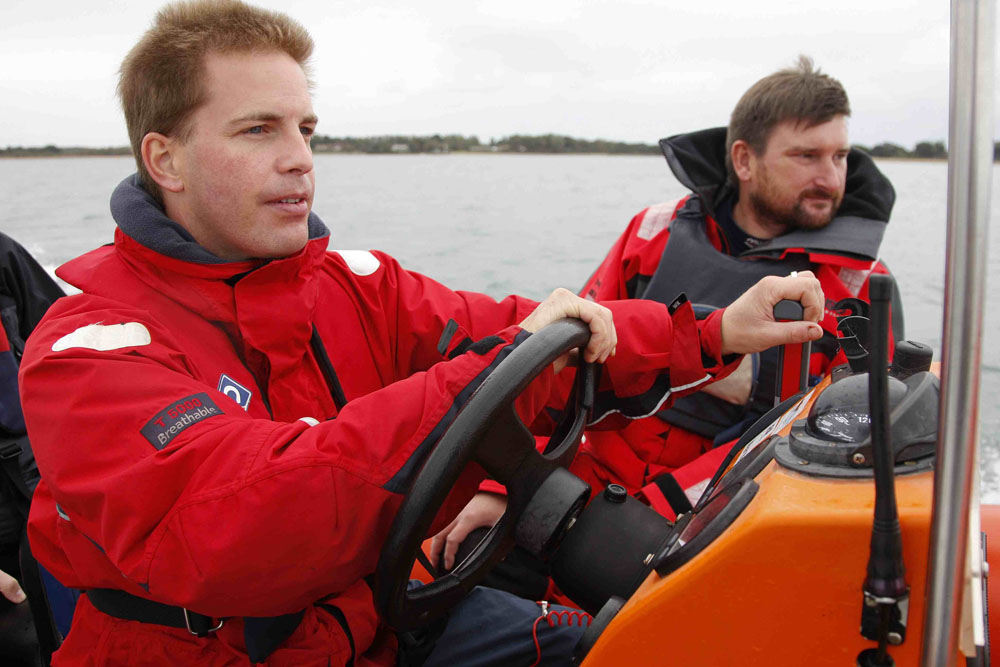 Powerboat training: courses and tuition