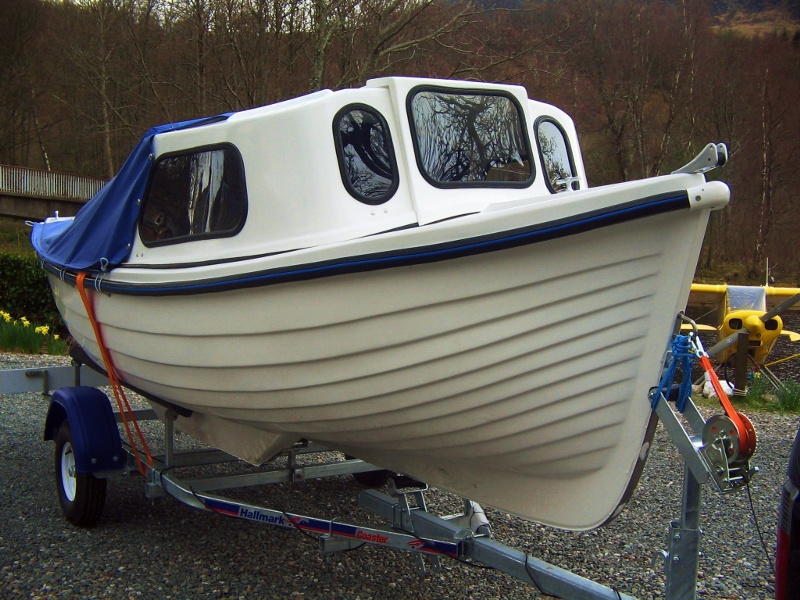 Keel band: how to improve your powerboat