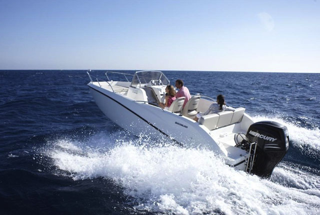 Quicksilver Activ 675 Open: five of the best family powerboats