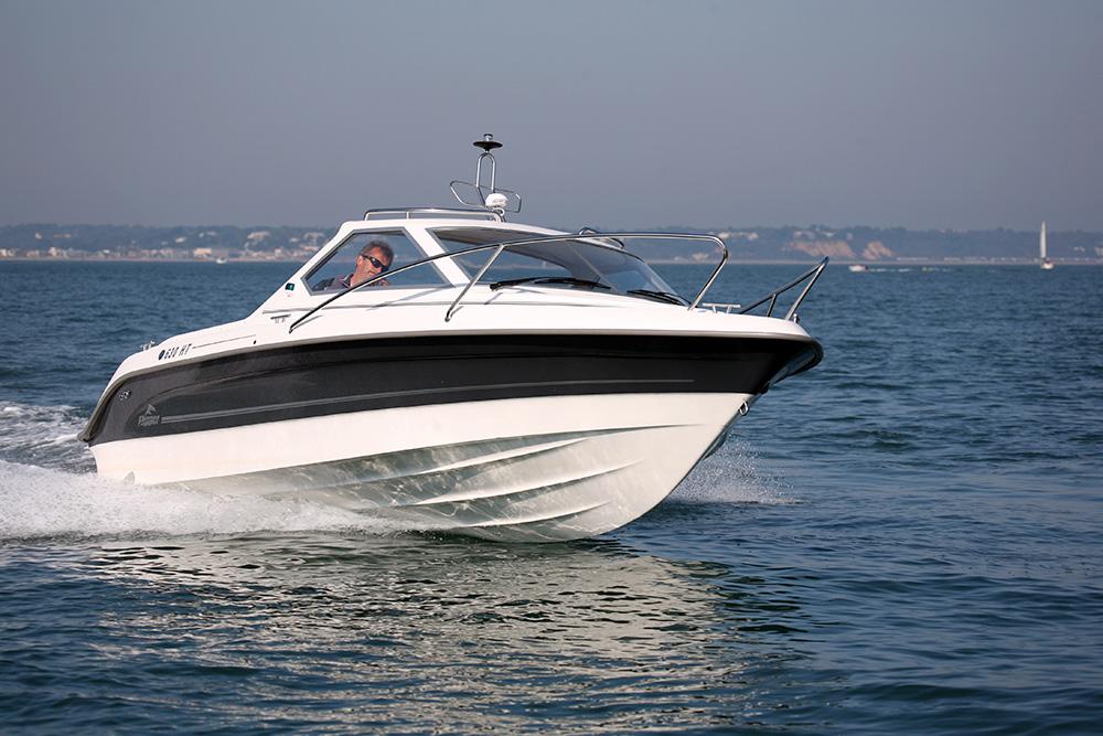 Sell my boat: presentation is vital.
