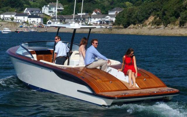Cockwells - Grands constructeurs de bateaux britanniques