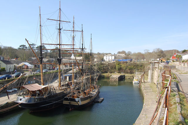 Historic maritime harbour for sale