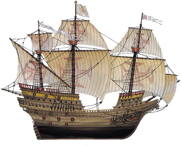 Flor do Mar: Top 5 undiscovered shipwrecks