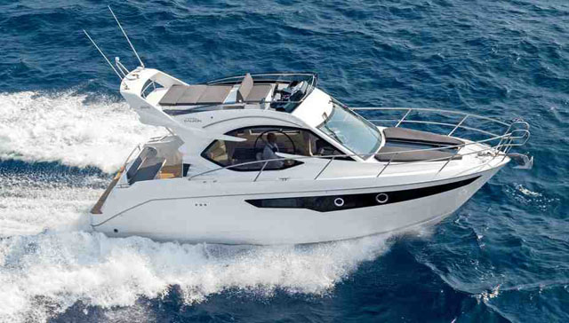 Galeon 300 Fly: European Powerboat of the Year nominee