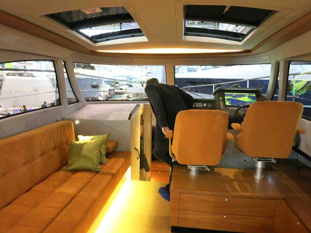 Main deck: Brioni 44 review