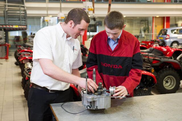 Honda Institute gets top grading