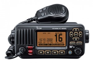 Icom Radio makes world debut