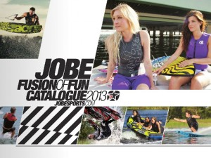 Jobe introduces 2013 range
