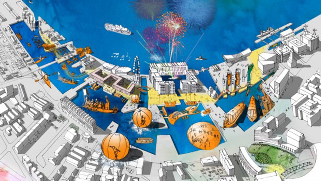 Future looks bright for Liverpool Docks