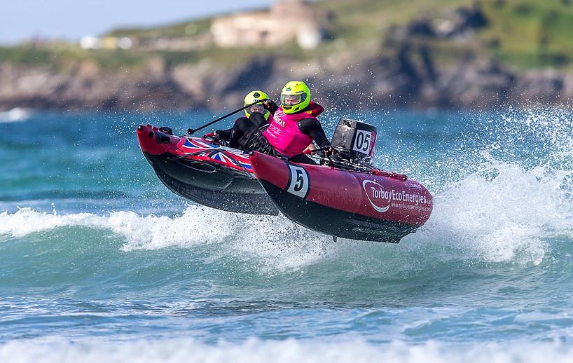Powerboat racing: Thundercats