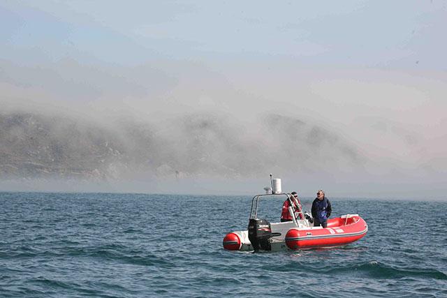 Understanding Fog: a boater's guide: Radiation fog
