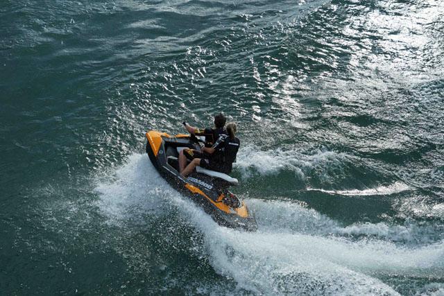 Sea-doo Spark: new powerboats