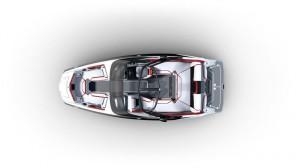 Scarab jet boats - interior