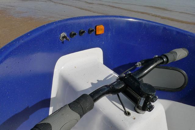 Flying Fish hovercraft